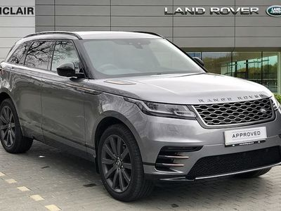 used Land Rover Range Rover Velar 2019 Three Cocks D180 R-Dynamic S
