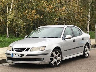 used Saab 9-3 1.9 TiD Vector Sport 4dr