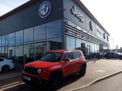 used Jeep Renegade 1.6 E-Torq Dawn Of Justice 5Dr