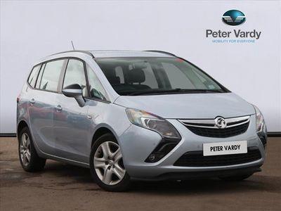 used Vauxhall Zafira Petrol 1.4T Exclusiv 5dr