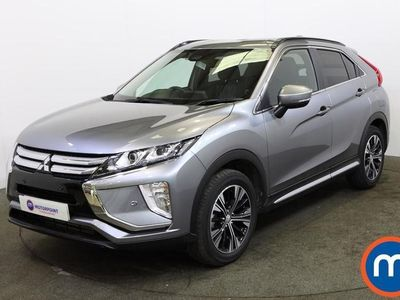 used Mitsubishi Eclipse Cross 1.5 Dynamic 5dr CVT Auto