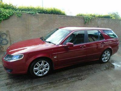 used Saab 9-5 2.0 Vector Estate 5d auto
