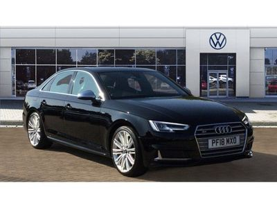 used Audi A4 S4 Quattro 4dr Tip Tronic Petrol Saloon