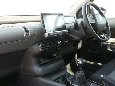 used Citroën C4 Cactus 1.2 Puretech Feel 5Dr [6 Speed]