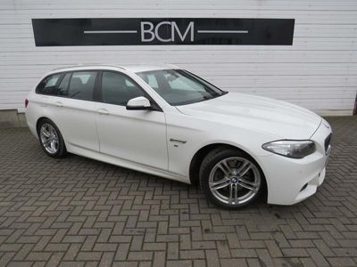 used BMW 518 5 Series 2.0 d M Sport Touring 5dr Auto