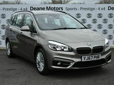 used BMW 218 Gran Tourer 2 SERIES 2.0 D LUXURY 5d 148 BHP 7 SEATER JUST ARRIVED STUNNING COLOU
