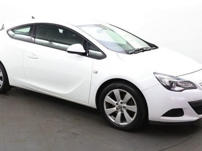 used Vauxhall Astra GTC 1.6T 16V 200 Sport 3dr