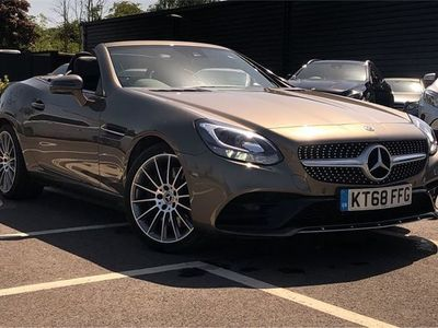 used Mercedes 300 SLC 2019 Pannal SLCAMG Line 2dr 9G-Tronic