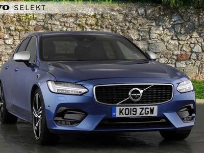 used Volvo S90 D5 PowerPulse AWD R-Design Pro Automatic (XENIUM PACK & MUCH MORE) 2.0 4dr