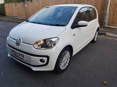 used VW up! UP! 1.0 BlueMotion Tech High5dr