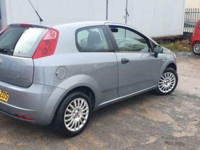used Fiat Grande Punto 1.4 Active 3dr