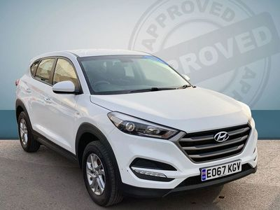 used Hyundai Tucson 1.6 GDi Blue Drive S 5dr 2WD