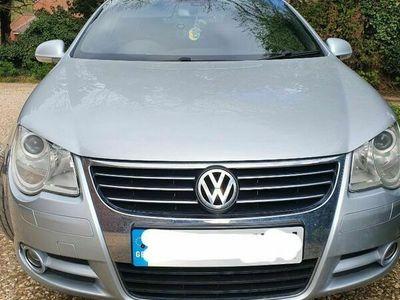 used VW Eos 2.0 T-FSI Sport Cabriolet DSG 2dr