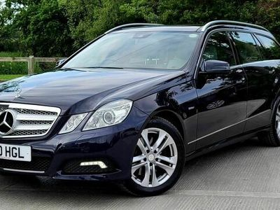 used Mercedes E350 E Class 3.0CDI Avantgarde Auto 5dr