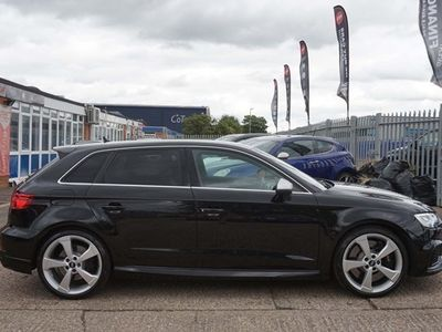 used Audi A3 Sportback RS 3 400PS Quattro S Tronic auto 5d