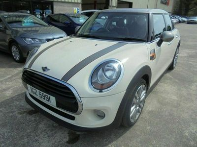 used Mini Cooper Hatch Cooper 1.5SEVEN 5d 134 BHP One Owner From New