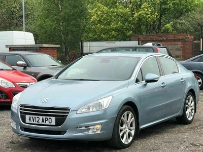 used Peugeot 508 2.0 HDi FAP Allure 4dr