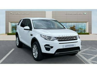 used Land Rover Discovery Sport 2.0 TD4 180 SE Tech 5dr Auto Diesel Station Wagon