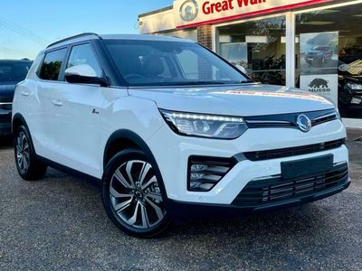 used Ssangyong Tivoli ULTIMATE 1.5 5dr