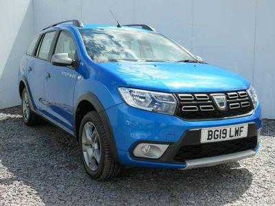 used Dacia Logan Stepway 0.9 TCe Comfort 5dr**Navigation**Rear Sensors**(F)