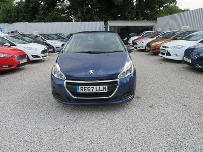 used Peugeot 208 Hatchback 1.2 PureTech Active 5d
