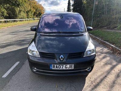 used Renault Grand Espace Estate 2.0 dCi Dynamique S 5d