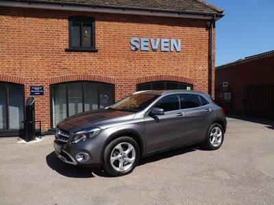 used Mercedes GLA200 Gla Class 2.1Sport 7G-DCT (s/s) 5dr