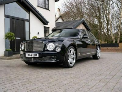 used Bentley Mulsanne 6.8 V8 MDS 4DR AUTOMATIC