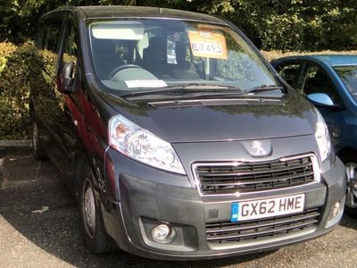 used Peugeot Expert Tepee 2.0 HDi L1 163 Leisure 5dr [9 Seats] Auto