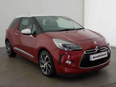 used Citroën DS3 1.6 Bluehdi Dsire Plus 3Dr