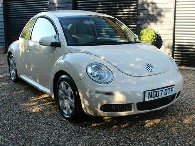 used VW Beetle 1.4 Luna Hatchback 3d