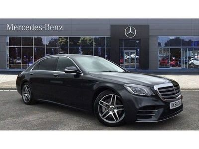 used Mercedes S350 S-ClassL AMG Line Executive 4dr 9G-Tronic Diesel Saloon 2.9