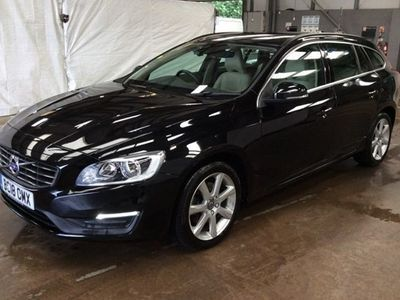 used Volvo V60 Coupe T4 (190bhp) SE Nav (Leather) 5d Geartronic