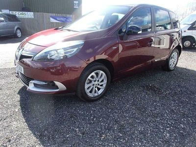 used Renault Scénic 1.5 dCi ENERGY Limited Nav (s/s) 5dr