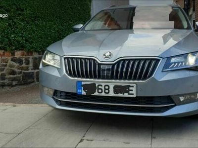 used Skoda Superb 2.0 TDI Laurin & Klement DSG 4WD (s/s) 5dr