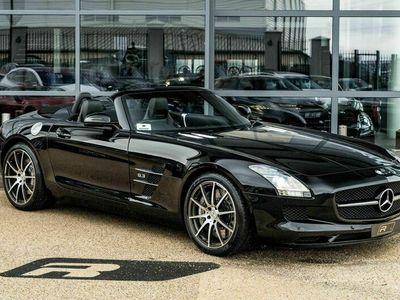 used Mercedes SLS AMG 6.2 AMG Roadster 2dr