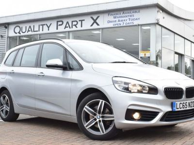 used BMW 218 Gran Tourer 2 Series 1.5 i Sport Auto (s/s) 5dr
