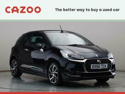 used DS Automobiles DS3 Cabriolet