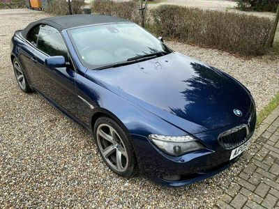 used BMW 635 Cabriolet 635d Sport 2dr Auto