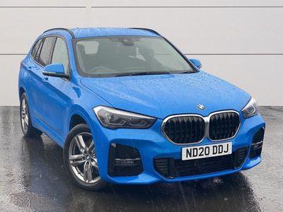 used BMW X1 X1 ESTATExDrive25e M Sport 1.5 5dr