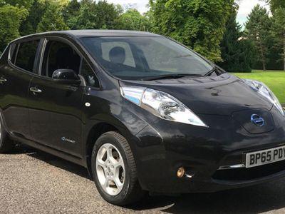 used Nissan Leaf Leaf 2015ACENTA Hatchback 2015