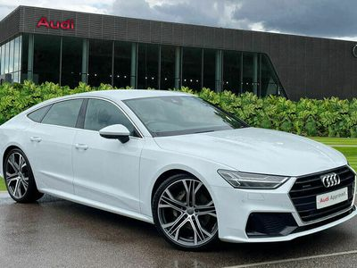used Audi A7 3.0 50 TDI S Line