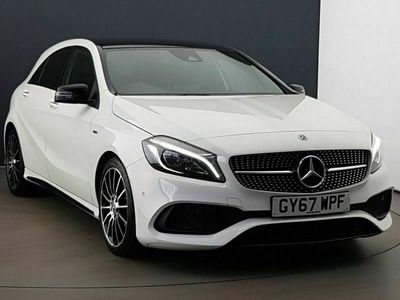 used Mercedes A160 A ClassWhiteArt Premium Plus 5dr 1.6