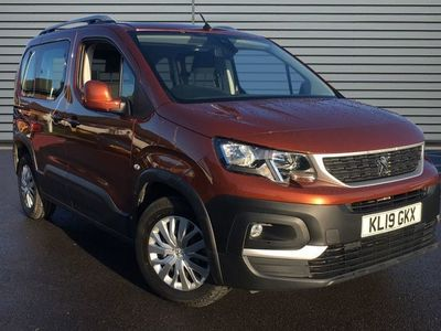 used Peugeot Rifter 1.5 Bluehdi 130 Active 5Dr Eat8