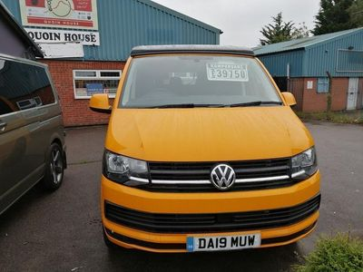 used VW T6 Camper Van T28 TDI P/V HIGHLINE BMT Brand New Campervan - Delivery Miles On