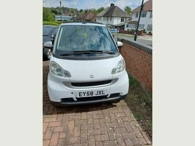 used Smart ForTwo Cabrio 1.0 Pulse 2dr