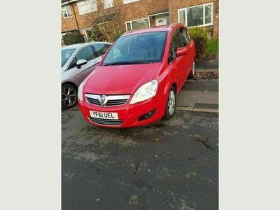 used Vauxhall Zafira 1.7 CDTi ecoFLEX 16v Elite 5dr