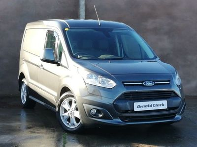 used Ford Transit Connect 1.5 Tdci 120Ps Limited Van Powershift