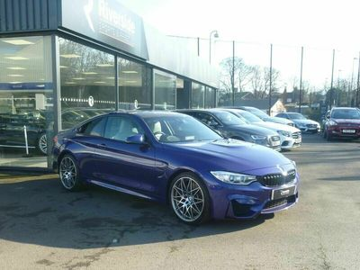used BMW M4 3.0 BiTurbo Competition DCT (s/s) 2dr