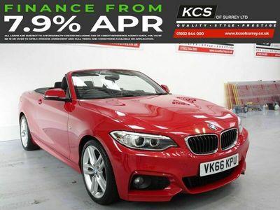 used BMW 218 2 SERIES 1.5 I M SPORT 2d 134 BHP